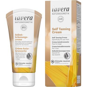 Lavera Sun Tanning Face Cream 50ml
