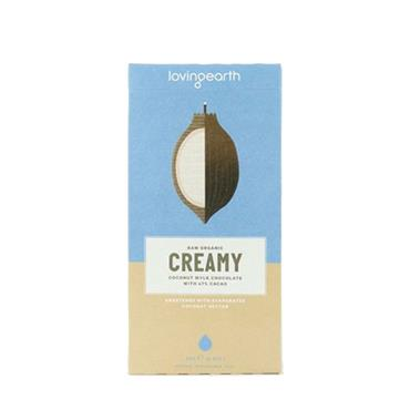 Loving Earth Creamy Vegan Coconut Mylk Chocolate 80g