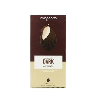 Loving Earth Organic Vegan Dark Chocolate 80g