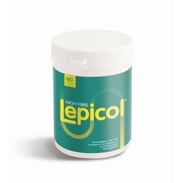 Lepicol Original Formula Vegicaps 180 capsules