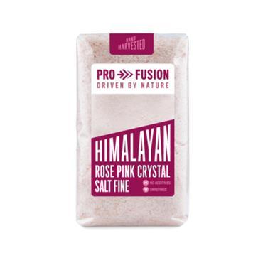 Profusion Himalayan Rose Pink Crystal Fine Salt 500g
