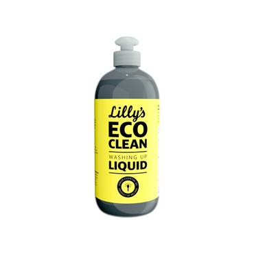 Lilly's Eco Clean Lemon Washing Up Liquid 500ml