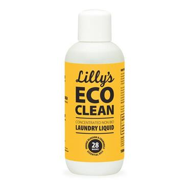 Lilly's Eco Clean Laundry Liquid Orange 1 ltr