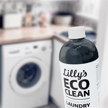 Lilly's Eco Clean Unscented Laundry Liquid 750ml