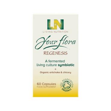 Living Nutrition - Your Flora Regenesis 60s