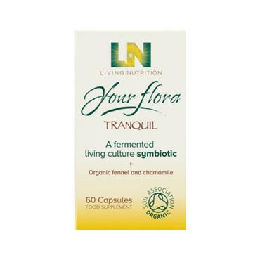 Living Nutrition - Your Flora Tranquil 60s