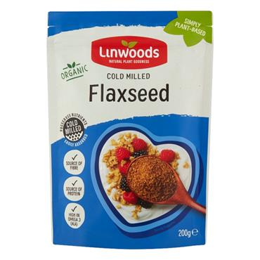 Linwoods Organic Milled Flax 200g