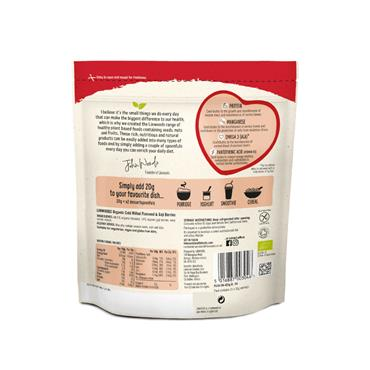 Linwoods Milled Flax Seed with Goji Berries 200g
