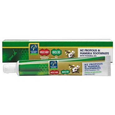 Manuka MGO 400+ & Propolis Toothpaste 100g