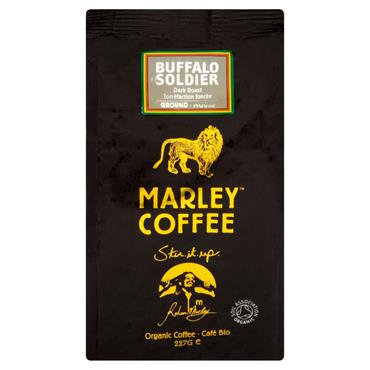 Marley Coffee Buffalo Soldier Dark Roast 227g