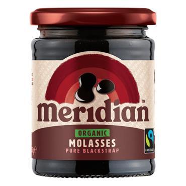 Meridian Fairtrade Organic Blackstrap Molasses 350g