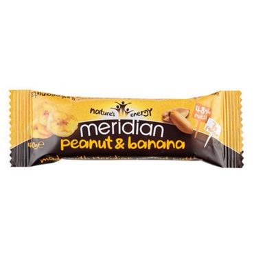 Meridian Peanut and Banana Bar