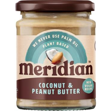 Meridian Peanut & Coconut Butter 280g