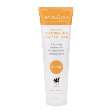 MooGoo MSM Soothing Cream 120g
