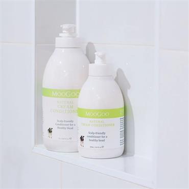 MooGoo Cream Conditioner 500ml
