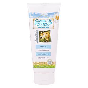 MooGoo Cover-Up Buttercup SPF15 Moisturiser 200ML