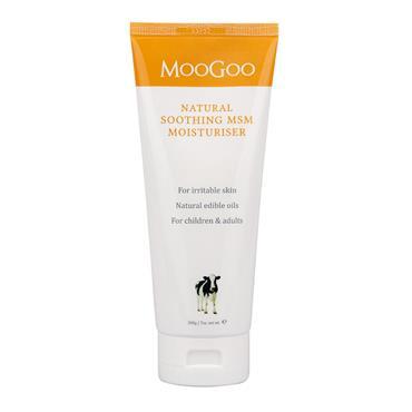 Moogoo MSM Soothing Cream CRM 200g