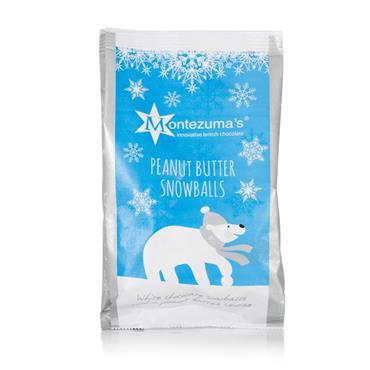 Montezuma's Peanut Butter Snowballs 150g