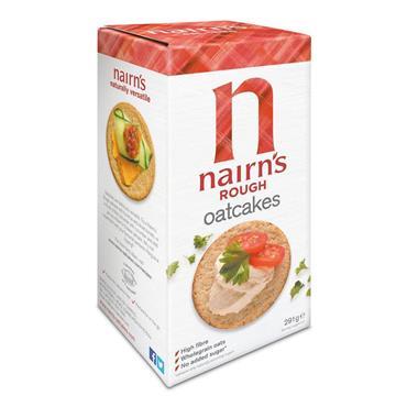 Nairn's Rough Oatcakes 300g