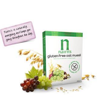 Nairn's Gluten Free Oat Muesli 450g