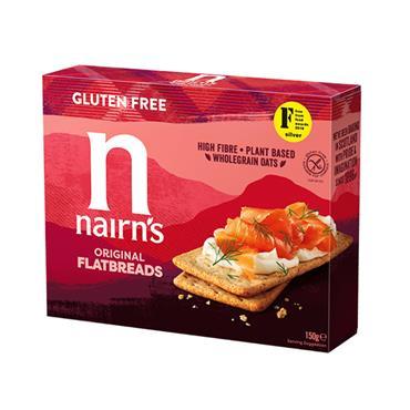 Nairn's Gluten Free Original FLATBREAD 150g