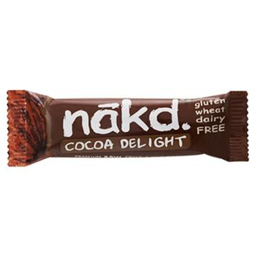 Nakd Cocoa Delight Bar 35g