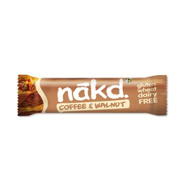 Nakd Coffee Walnut Bar 35g