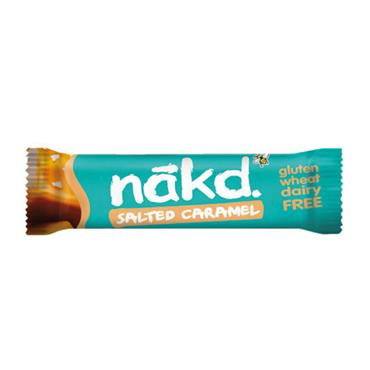 Nakd Salted Caramel Bar 35g
