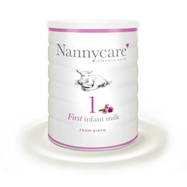 Nanny Care Goat Milk Nutrition Formula Infant 400g