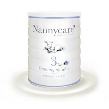 Nanny Care Goat Milk Growing-Up Formula 3 900g