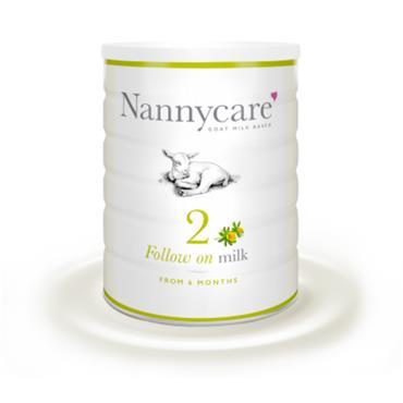 Nanny Care Goat Milk Follow On Formula 2 900g