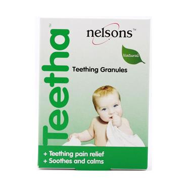 Nelsons Teetha - Teething Granules 24 sachets