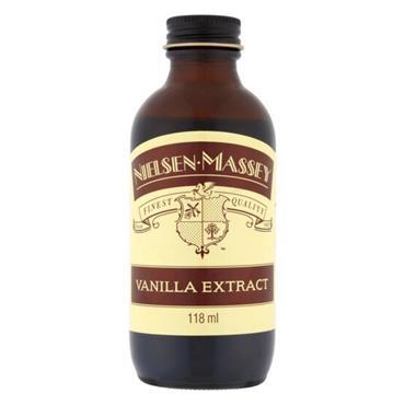 Nielsen-Massey Pure Vanilla Extract 118ml