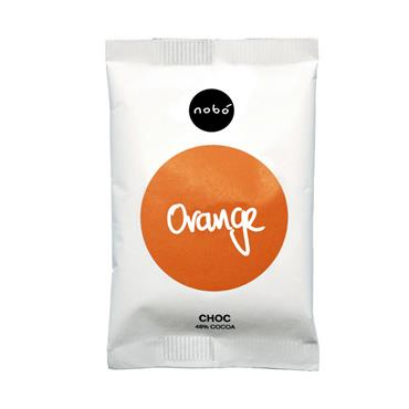 Nobo Orange 48% Chocolate 30g