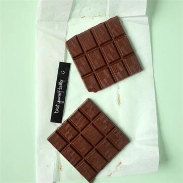 Nobo Salty Caramel Dairy Free Chocolate 48% 80G