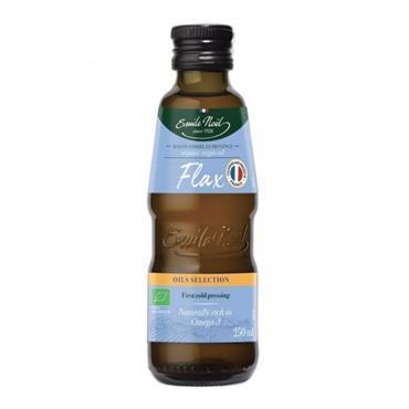 Emile Noel Organic Virgin Flax Oil 250ml