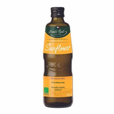 Emile Noel Organic Sunflower Oil 500ml