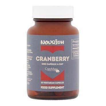 Nourish Cran-Max® Cranberry Veg Caps 30s
