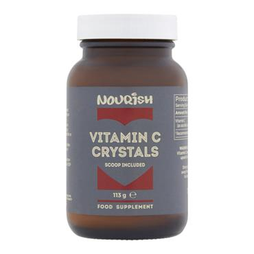 Nourish Vitamin C Crystal Powder 113g