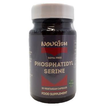 Nourish Phosphatidylserine 100mg 30s