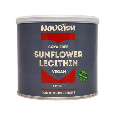 Nourish Sunflower Lecithin Granules 227g
