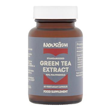 Nourish Green Tea Extract 60 Capsules