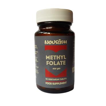 NOURISH METHYL FOLATE 90s (Folic Acid)