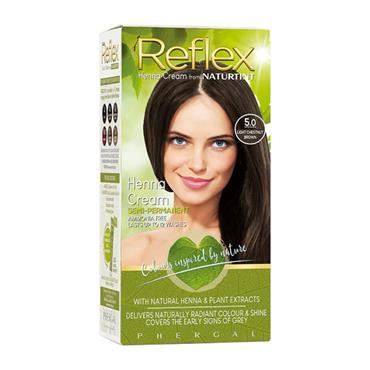 Naturtint Reflex 5.0 Light Chestnut Brown 90ml