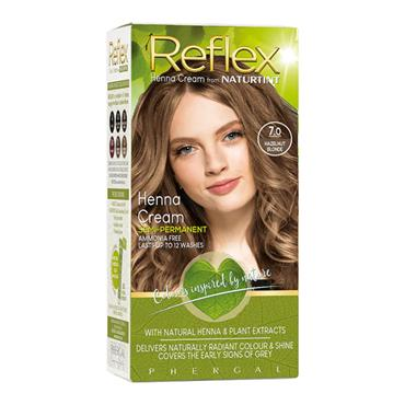 Naturtint Reflex 7.0 Hazelnut Blonde 115ml