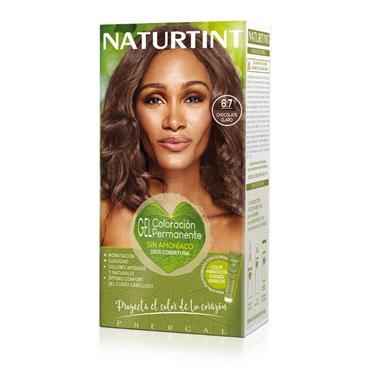 Naturtint 6.7 Dark Chocolate Blonde 150ml