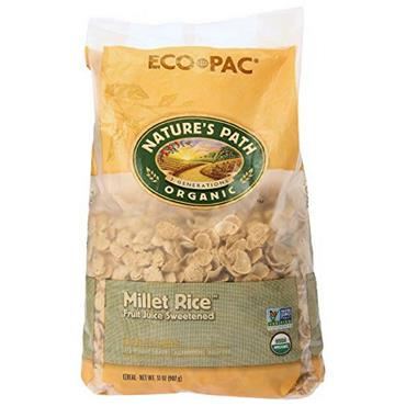 Nature's Path Millet Rice Flakes 375g