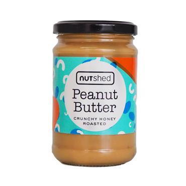 NutShed Peanut Butter Crunchy 280g