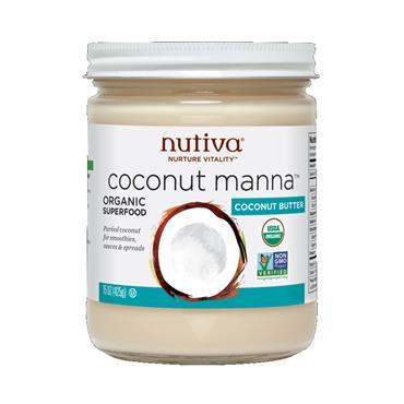 Nutiva Organic Coconut Manna Coconut Butter 425g