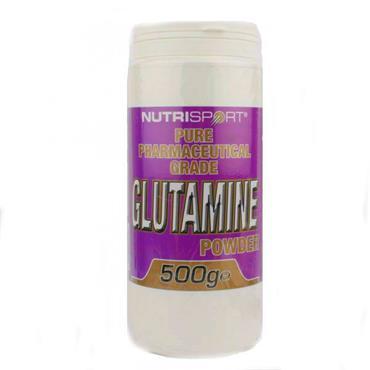 Nutrisport Glutamine Powder 500g